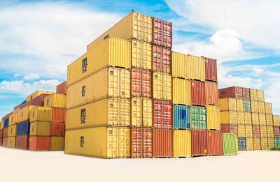 Building lightweight docker images for static site generators cover image